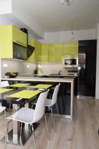 Návrh kuchyně Brno 2