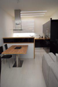Home Interier Design- kuchyňská linka Brno